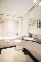 Study - Bathroom スタディー お手洗い