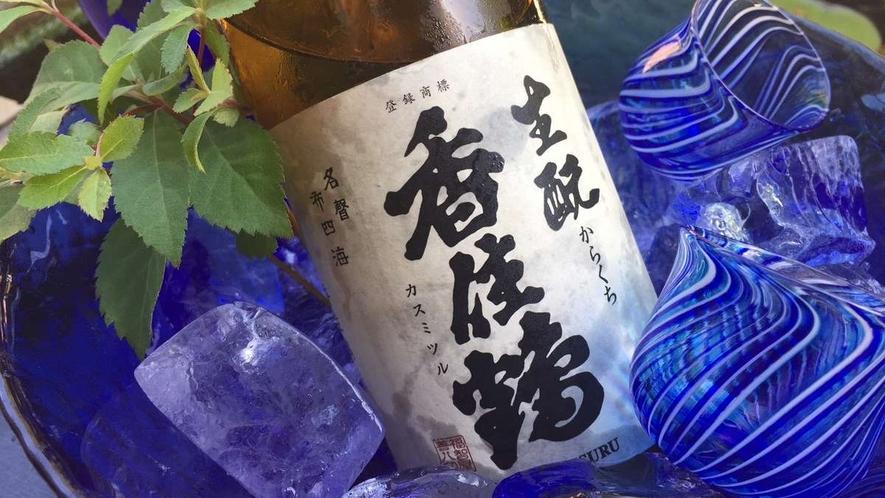 地酒『香住鶴』
