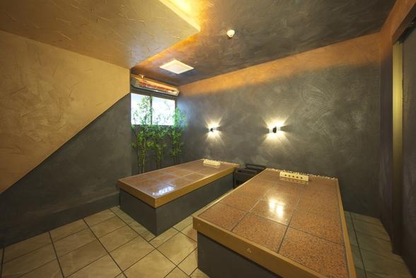 【家族旅行】貸切岩盤浴、新貸切露天風呂利用無料 4名様以上でお申し込の場合【特別室半額 本栖】