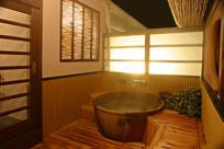 【日帰り★温泉】露天風呂付客室でリッチなランチを♪日帰りデイユース