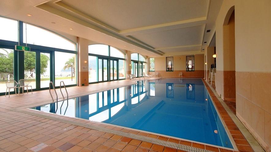 ◆屋内温水プール