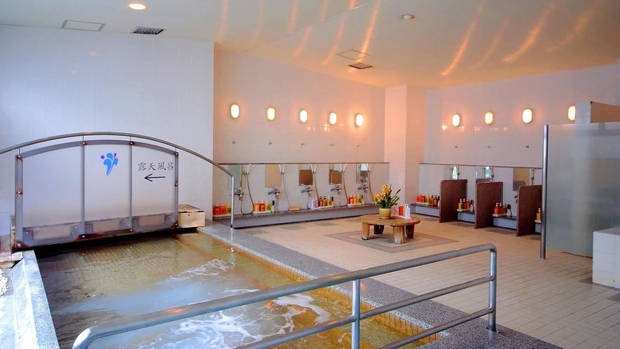 ◆温泉大浴場