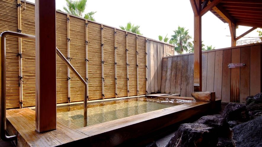 ◆露天檜風呂
