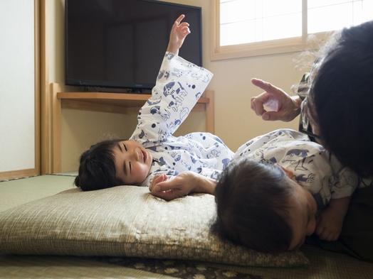 【赤ちゃん温泉でびゅー】3歳未満0円★貸切風呂(限定五組)&赤ちゃん備品でママ安心★お子様歓迎☆
