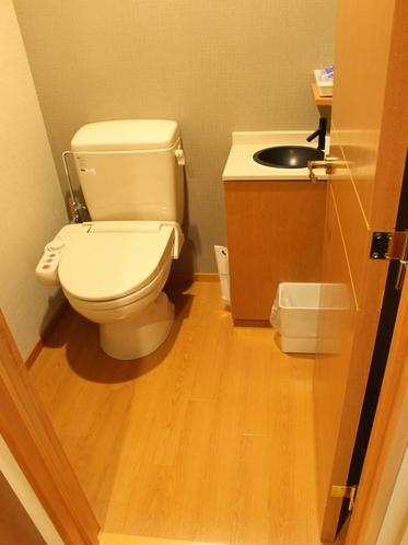 和洋室トイレ
