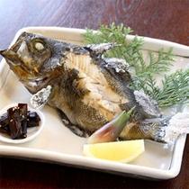 魚の塩焼き(一例)