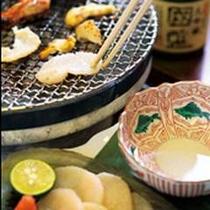 魚醤炭火焼