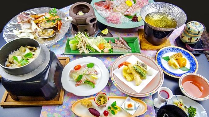 ≪淡路☆秋グルメ≫脂がのった紅葉鯛が美味しい!【津名ハイツ★鯛まつり会席】