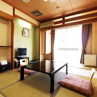 【禁煙】和室6畳(バスなし)18.91平米