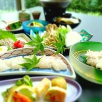 【はもフルコース】さっぱりと夏の味覚をお腹いっぱいお愉しみ下さい