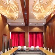 【館内一例】ホワイトボードも完備した会議室