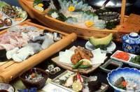 GoToEatひょうご対象宿★淡路島のふぐを日帰り昼食で♪3年とらふぐフルコース◎白子付きコース◎