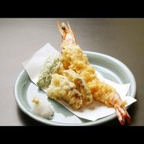 料理長おまかせ天ぷら