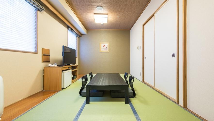 和室 (バス無し・トイレ付)※喫煙可