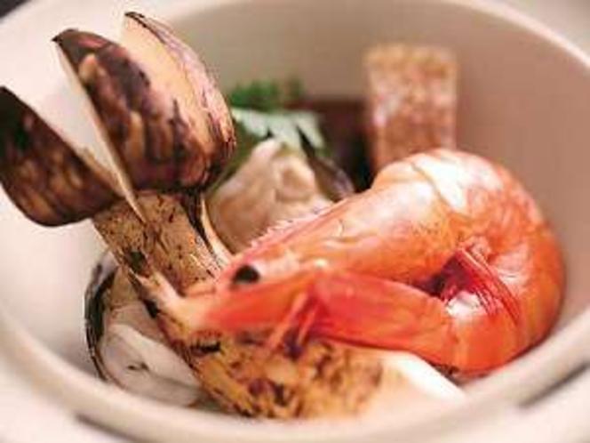 秋限定★松茸や季節の食材を