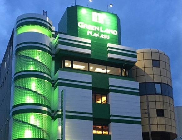 サウナ&カプセルホテル グリーンランド中洲店