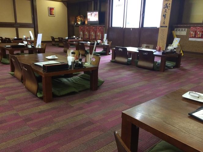 3階レストラン テーブル席