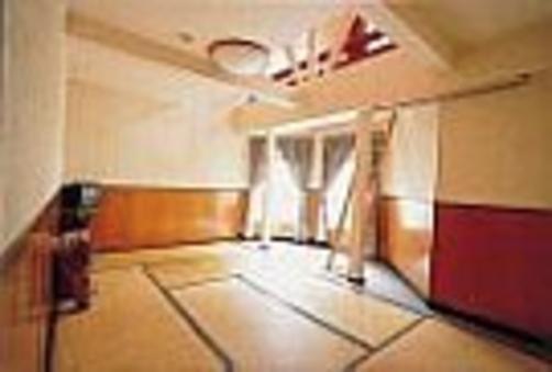 ロフト付き洋室&和室