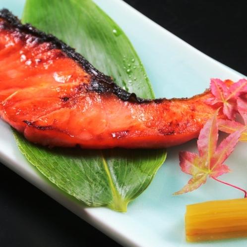 【夕食】焼き魚
