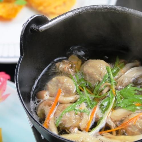 【夕食】肉団子鍋
