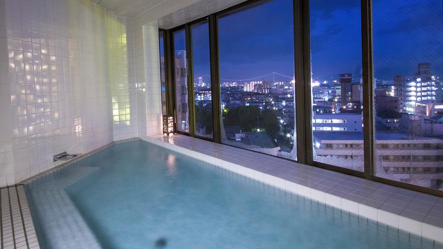 ★大浴場★明石大橋が見えます。