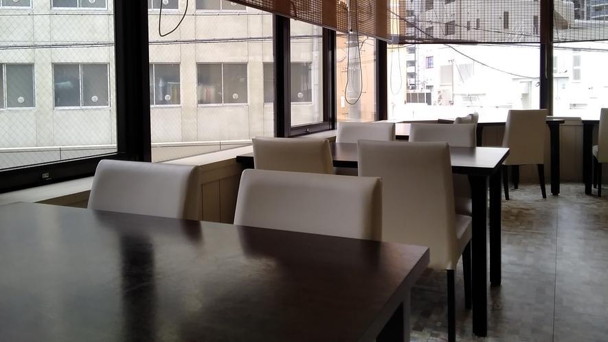 ★食堂テーブル席★