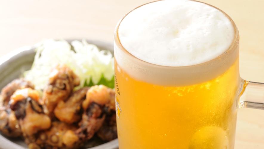 ★レストラン★生ビール★