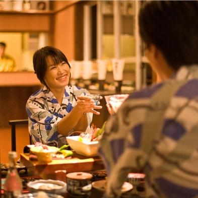 ★楽天限定★貸切風呂あり11時アウトOK!かまどレストランで食す新潟の味と温泉蒸蟹 和室バストイレ付