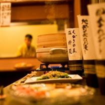 日本酒並び