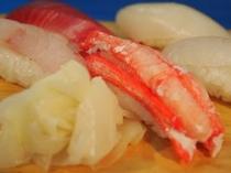 地魚握り鮨