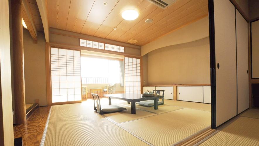◆新館和室:二間続き