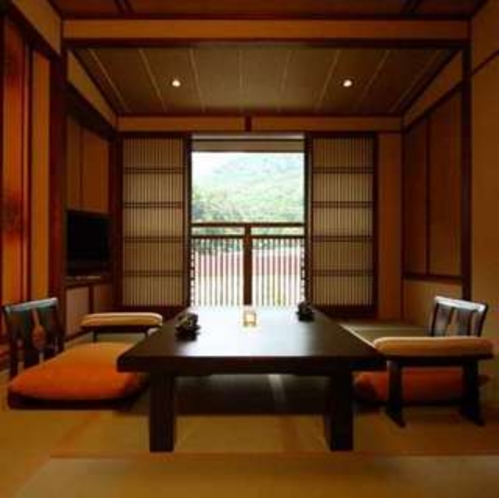 須雲川沿いの新客室(一例)