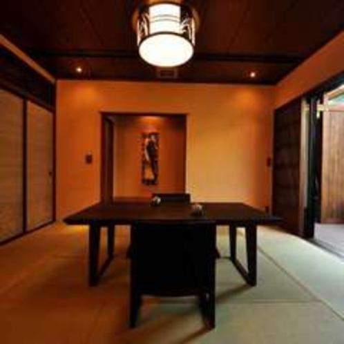 新客室「北条」の主室2