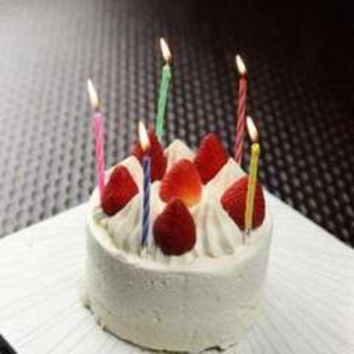 別注ホールケーキ(4号=季節によってトッピングフルーツが変わります。)