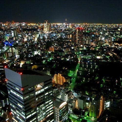 ◆渋谷夜景◆