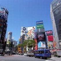 ◆渋谷スクランブル交差点◆