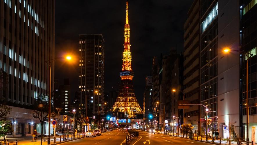 <周辺>東京タワー(電車約30分)