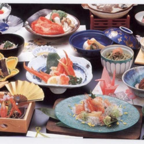 季節のお料理一例