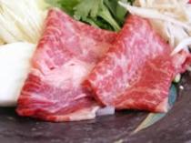 蔵王牛すき焼き