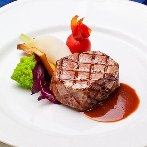 【10月~4月】牛フィレ肉のグリル≪美ら風≫