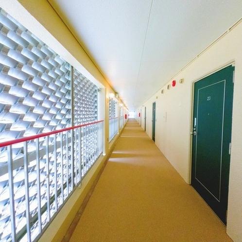 ◇別館◇カトレア 廊下