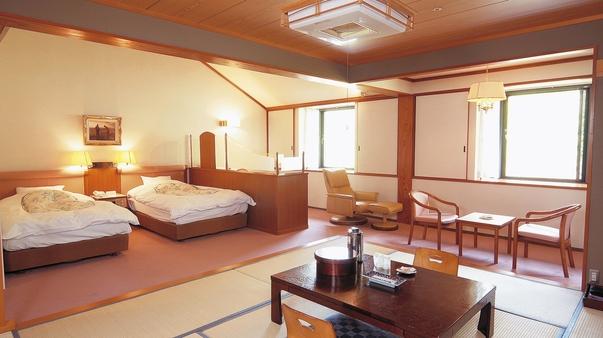 ◆ささゆり館/ DX和洋室 (禁煙)