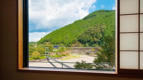 ◆やまゆり館/川側和室(8畳・禁煙)