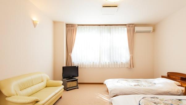 ◆やまゆり館/洋室ツイン(禁煙)