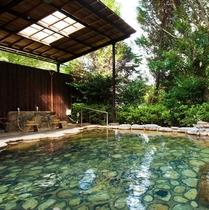 日本屈指の貸切露天風呂