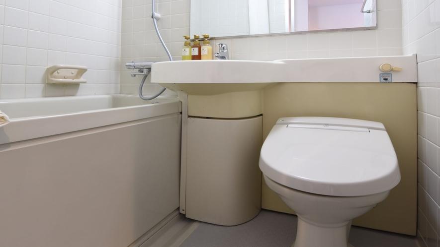 スタンダードダブル バスルーム一例