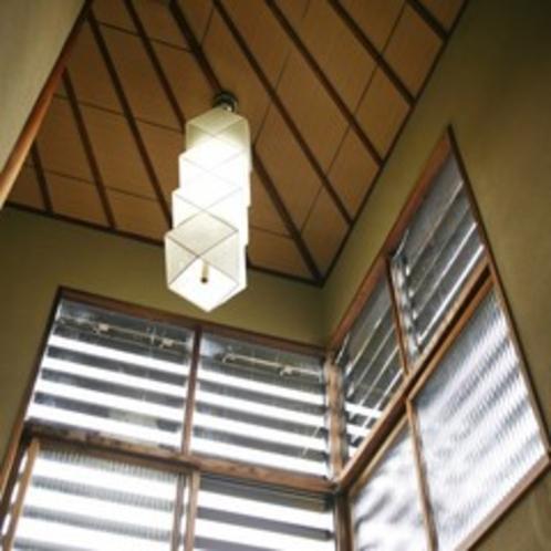 姉妹館「湯亭 花のれん」☆昭和の5人の棟梁の作った建物。名残があちこちに