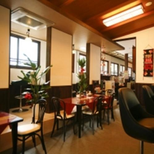 姉妹館【湯亭 花のれん】の町屋カフェ