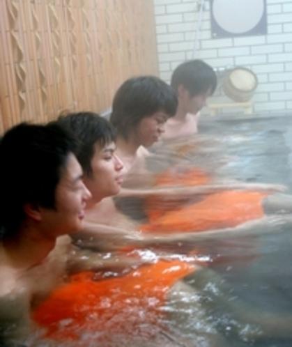 「竹泉の湯」☆夜は、貸切無料!畳敷き温泉