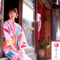 竹田町屋カフェ前景